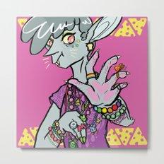 Deca-RAT-e Metal Print