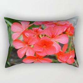 Blossom pattern Rectangular Pillow