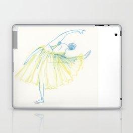 A Ballerina Laptop & iPad Skin