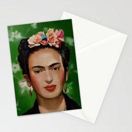 Frida Kahlo Print Stationery Cards
