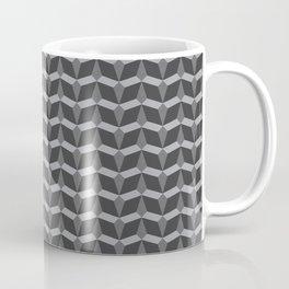 Geometric Pattern In Perspective Coffee Mug
