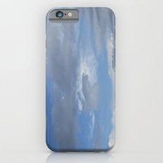 Distant clouds iPhone 6s Slim Case