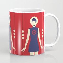 Isolde Red Coffee Mug