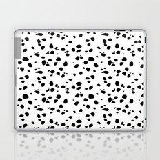 Dalmat-b&w-Animal print Laptop & iPad Skin