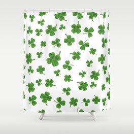Shamrock, irish gifts women, irish gift, ireland, st patricks day, irish, luck of the irish Shower Curtain