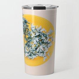 Delicate Spring breakfast Travel Mug