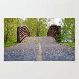 A Bridge not so Far - The Peace Collection Rug