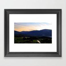 Hudson Valley Framed Art Print