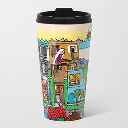 Good Magazine Neighborhoods Travel Mug