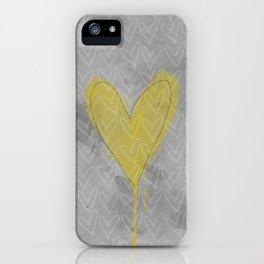 HappyHeart iPhone Case