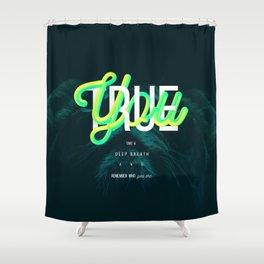 True You Shower Curtain
