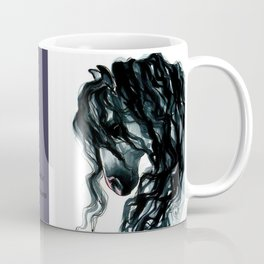 Andalusian Horse Portrait Coffee Mug