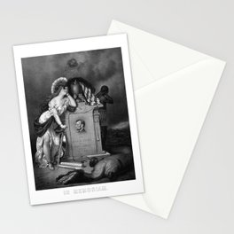Abraham Lincoln -- In Memoriam Stationery Cards