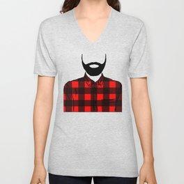 Lumberjack Unisex V-Neck