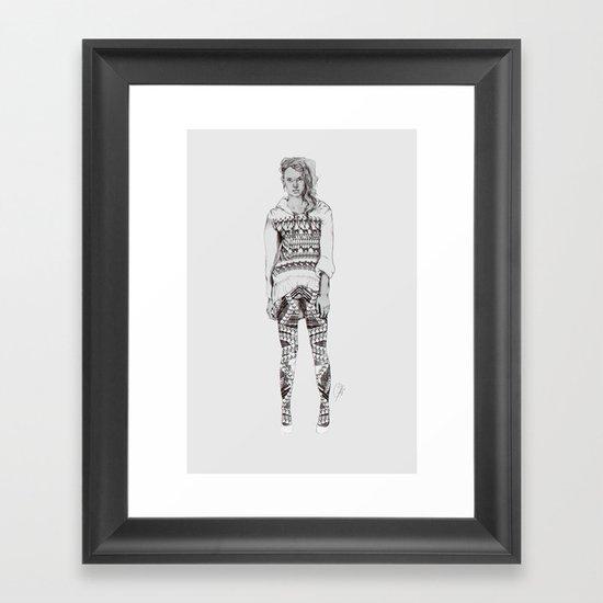 Bellgrey Framed Art Print