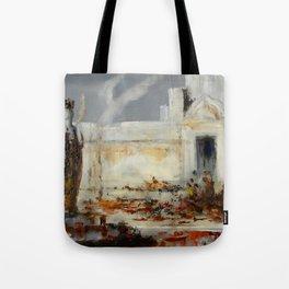 """Gustave Moreau """"Hélène à la porte de Scée"""" Tote Bag"""