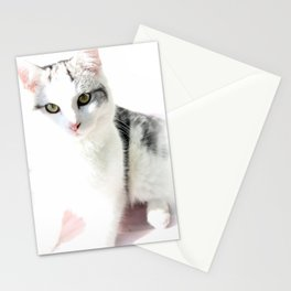 Cloud Cat Stationery Cards