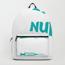 This Is What An Awesome Nurse Looks Like - Nurse Design Backpack
