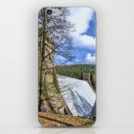 Howden dam iPhone Skin