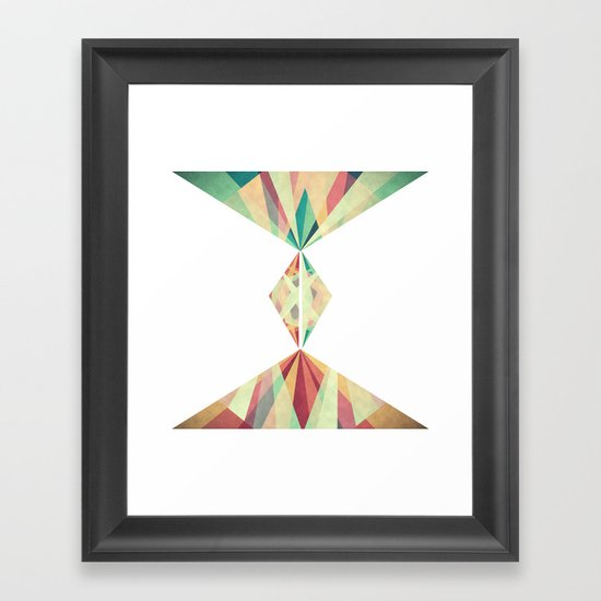 Different Outcomes Framed Art Print