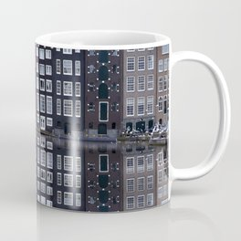 Amsterdam houses 1. Coffee Mug