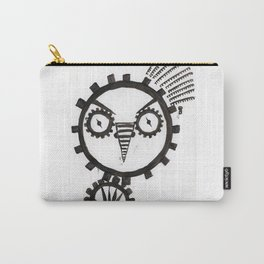 Clockwork Owl Carry-All Pouch