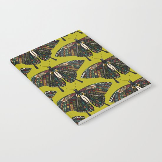 swallowtail butterfly citron Notebook