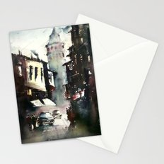 Galata Tower Stationery Cards