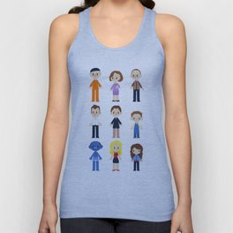 The Bluth Family Unisex Tank Top