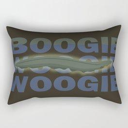 Electric (boogie woogie woggie) Rectangular Pillow