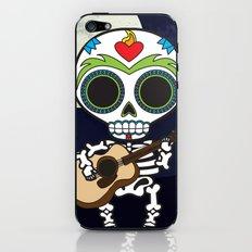 Muertos Musician iPhone & iPod Skin