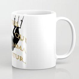 KiteSurf Freestyle They Will Rise Highest Who Strive High Coffee Mug