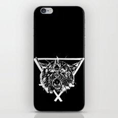 Fire Lynx iPhone & iPod Skin