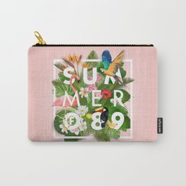 SUMMER of 89 Carry-All Pouch