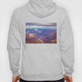 Grand Canyon and the Colorado River Hoody