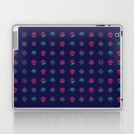 Ashtmangala - The Symbols of Good Fortune Laptop & iPad Skin