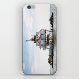 Thomas Point Lighthouse iPhone Skin