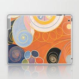 Hilma Af Klint Group IV No 3 Laptop & iPad Skin