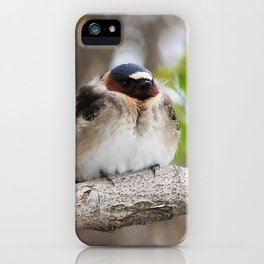 A well deserved break iPhone Case