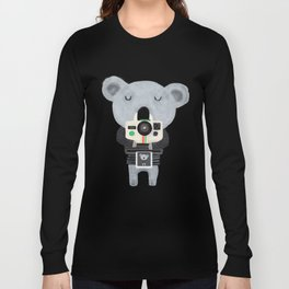 koala cam Long Sleeve T-shirt