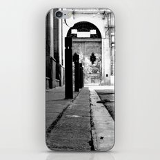 Alley iPhone & iPod Skin