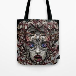 Google Medusa Tote Bag