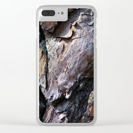 Heart Bark Clear iPhone Case