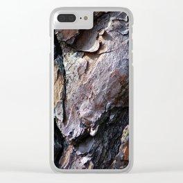 Heart Bark Clear iPhone Case
