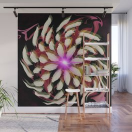 Foster a thought Wall Mural