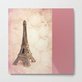 PARIS ~ MON AMOUR Metal Print