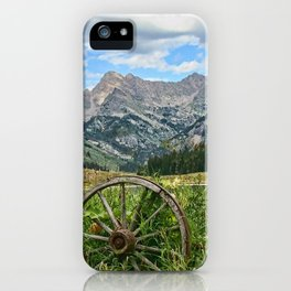 Colorado Rockies Secluded Lake iPhone Case