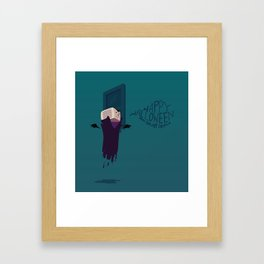 Count Dripula Framed Art Print