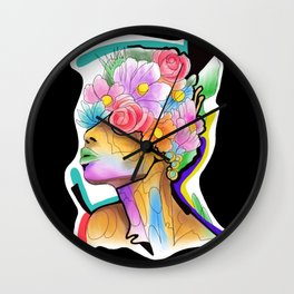 Kirk Original Wall Clock