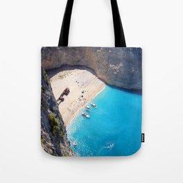 Hidden Beach & Shipwreck 2 Tote Bag
